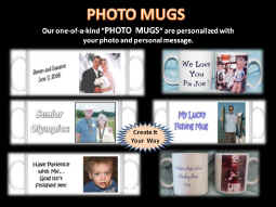 baysweb can create a photo mug... just for you!